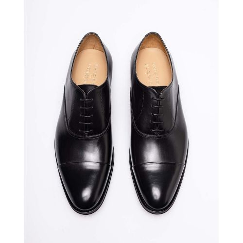 Achat Leather oxford shoes with... - Jacques-loup