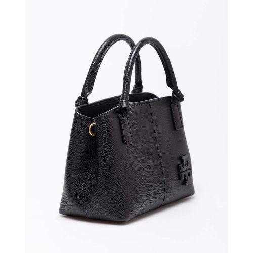 Achat Mini Satchel - Small leather bag with decorative stitches - Jacques-loup