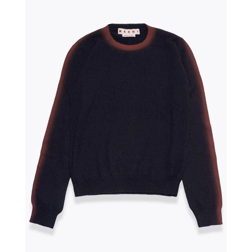 Achat Cachemire pullover with pray effect LS - Jacques-loup
