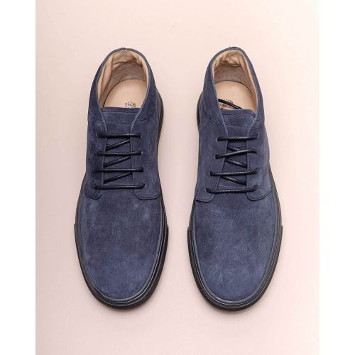 Achat Polako Cassetta Casual - Split leather boots with laces - Jacques-loup