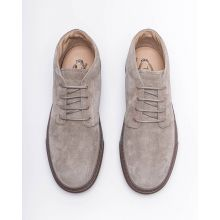 Polako Cassetta Casual - Split leather boots with laces