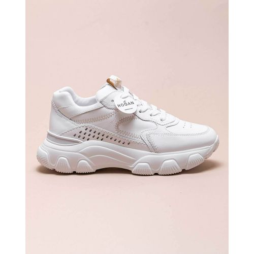 Achat Hyperactive - Leather sneakers with large sole - Jacques-loup