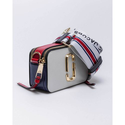 Achat Snapshot DTM - Rectangular leather bag with print - Jacques-loup