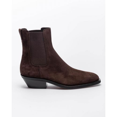 Achat Texane Beattle - Natural leather boots with elastics - Jacques-loup