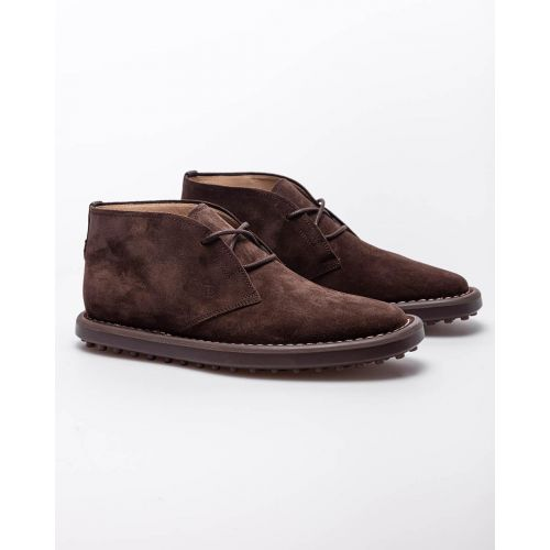 Achat Polako Ideal - Split leather boots with shoelaces - Jacques-loup