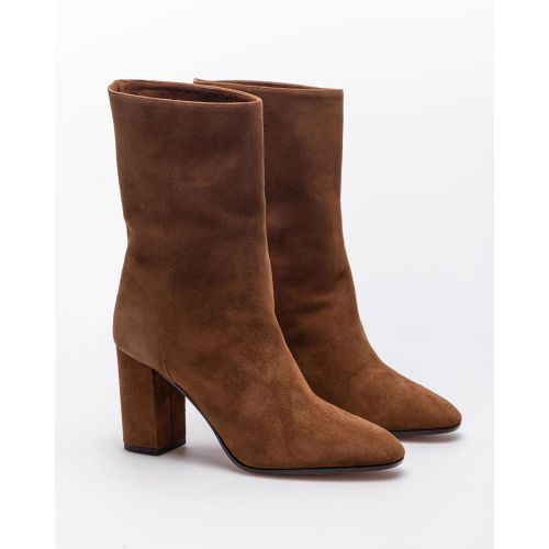 Achat Suede low boots with round toe 85 - Jacques-loup