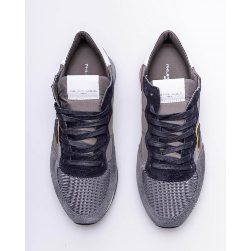 Achat Tropez X - Suede sneakers with escutcheon 45 - Jacques-loup