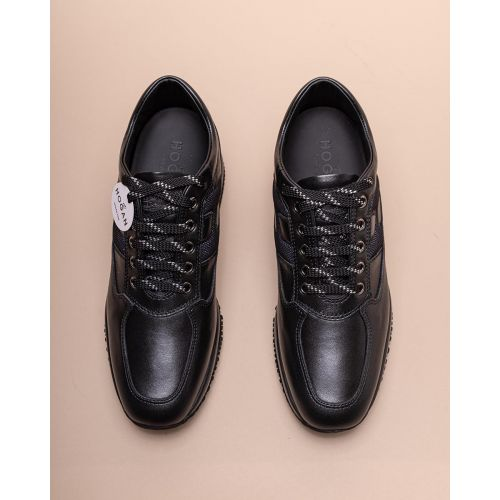 Achat Interactive - Leather sneakers with glitter 60 - Jacques-loup