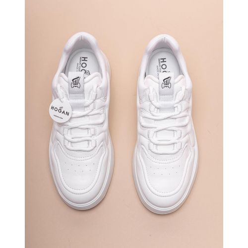 Achat Rebel - Nappa leather sneakers with quilted H 45 - Jacques-loup