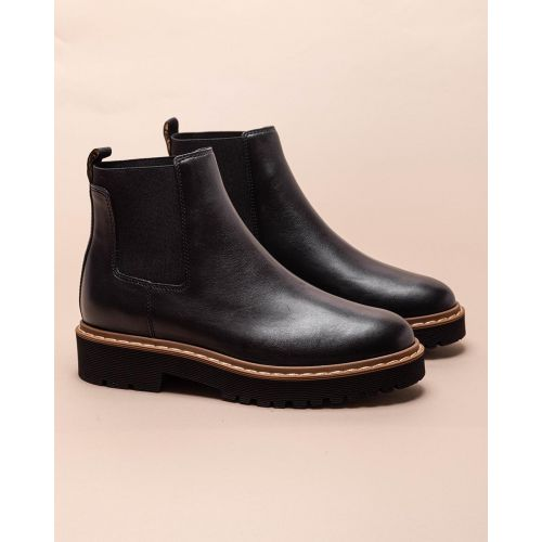 Achat Beattle - Leather boots with elastics 40 - Jacques-loup
