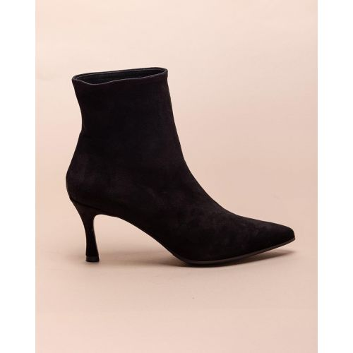 Achat Suede boots with pointed toe 70 - Jacques-loup