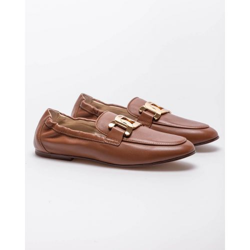 Achat Nappa leather moccasins with metallic bit - Jacques-loup