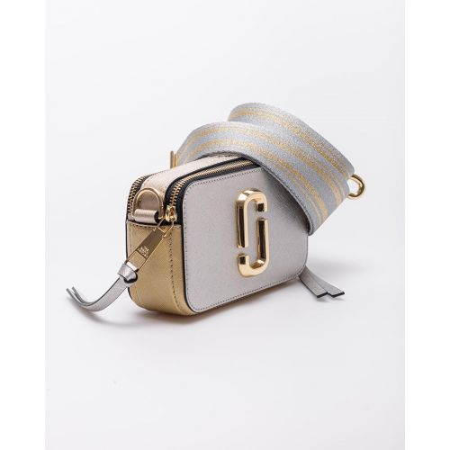 Achat Snapshot - Rectangular leather bag with zipper - Jacques-loup