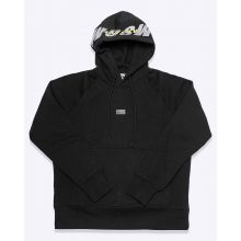 Cotton hoodie with MSGM logo LS