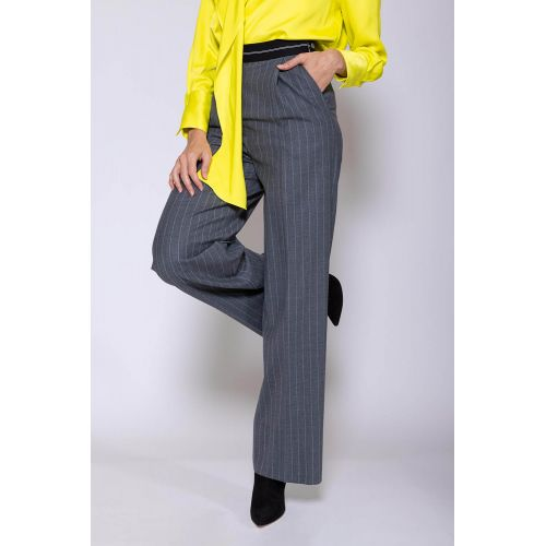 Achat Wool striped trousers - Jacques-loup
