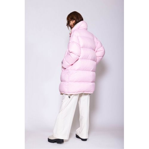 Achat Nylon and duvet padded jacket middle thigh length LS - Jacques-loup