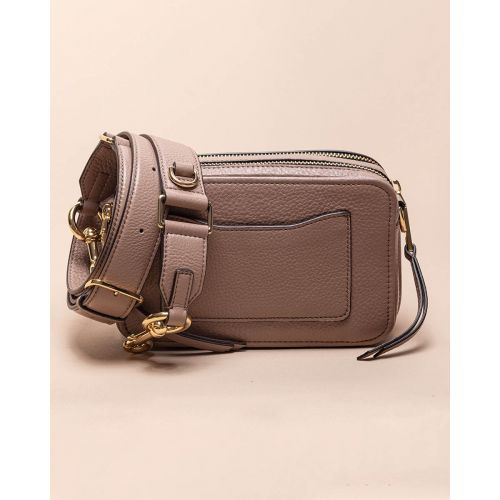 Achat Motoshot - Rectangular nappa leather bag with shoulder strap - Jacques-loup