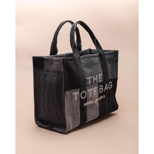 Achat The Tote Bag - Jeans bag with shoulder strap - Jacques-loup