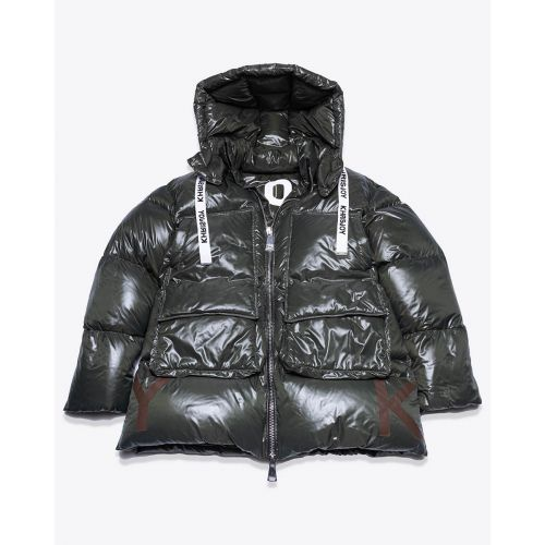 Achat Long-sleeved oversized puffy jacket - Jacques-loup