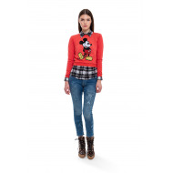 Achat Sweat-shirt Marc Jacobs rouge - Jacques-loup