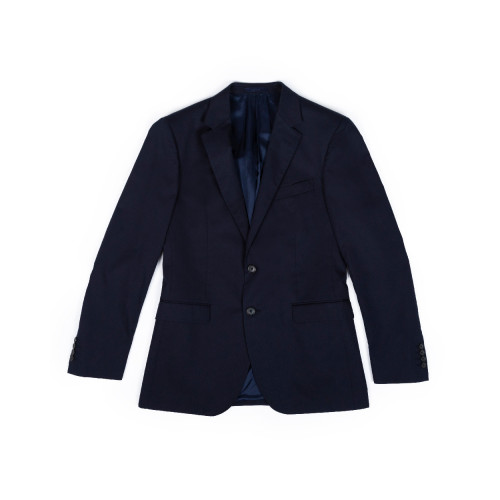 "Suit Lanvin ""Attitude Drop 7"" navy blue for men"