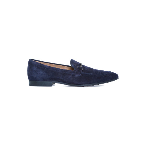 Achat Doppia T - Suede moccasins... - Jacques-loup