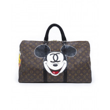 "Sac Philippe Karto ""Bag 3 Mickey Chanel"" 50 cm"