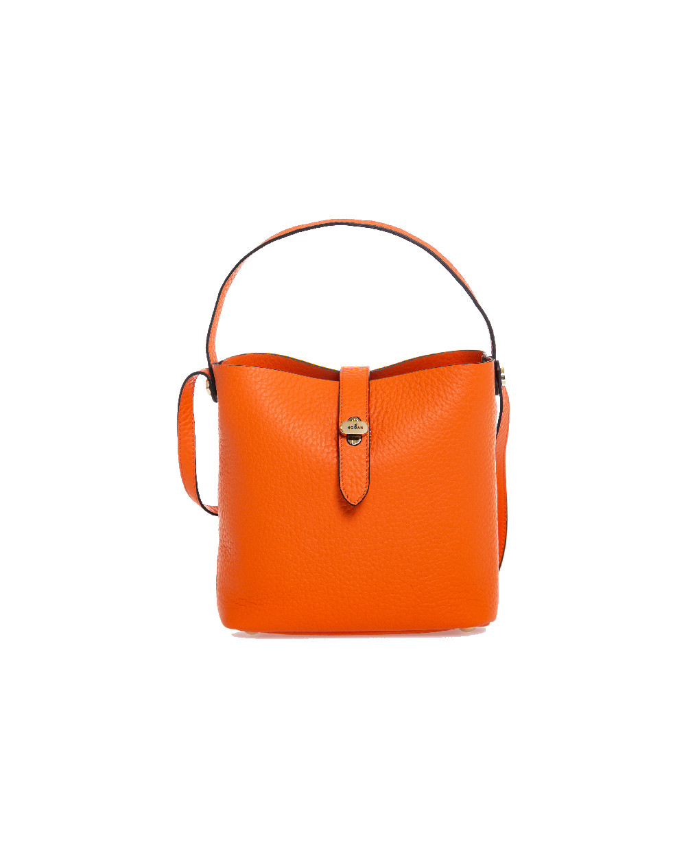 "Orange bag ""hobo iconic Mini"" Hogan for women"