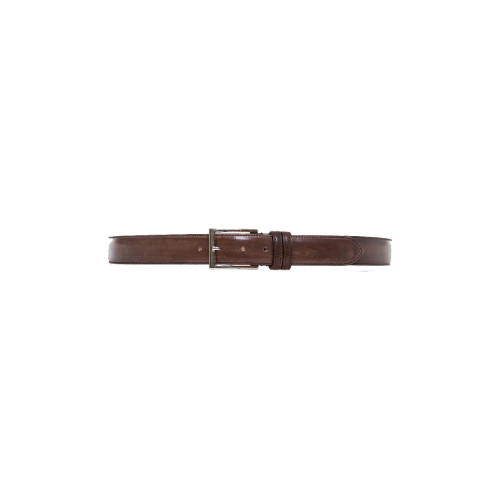 Brown patina belt Jacques...