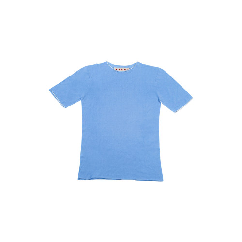 Light blue T-shirt Marni for women