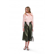 Achat Dark green divided skirt of... - Jacques-loup