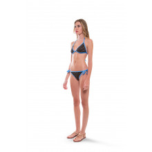 Blue reversible bikini Fendi for women