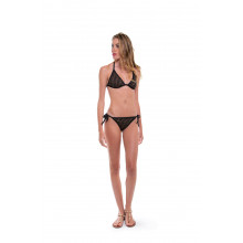 Black reversible bikini Fendi for women