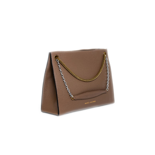 "Brown bag ""Double Link 34"" Marc Jacobs for women"