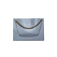 "Grey bag ""Double Link 34"" Marc Jacobs for women"