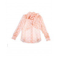 Achat Transparent blouse with... - Jacques-loup