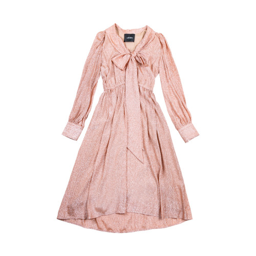 Achat Silk dress with V collar... - Jacques-loup