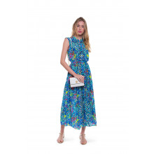 "Robe Saloni ""Rémi"" multicolor"