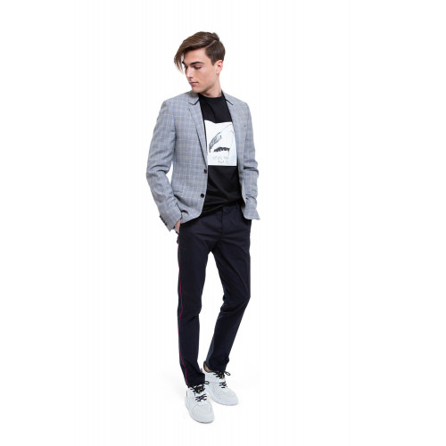 Achat Jacket Lanvin grey for men - Jacques-loup