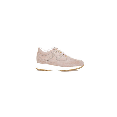 "Sneakers Hogan ""Interactive"" beige for women"