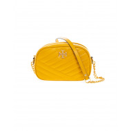 "Yellow quilted bag ""Camera..."