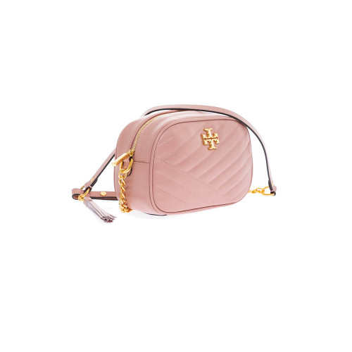 "Pink quilted bag ""Camera..."