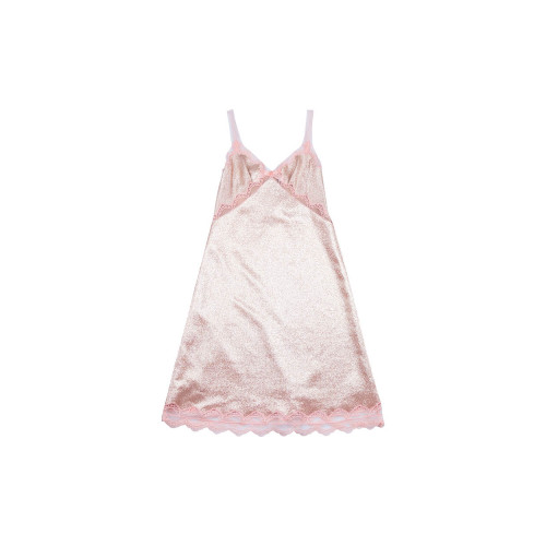 Pink babydoll dress Marc...