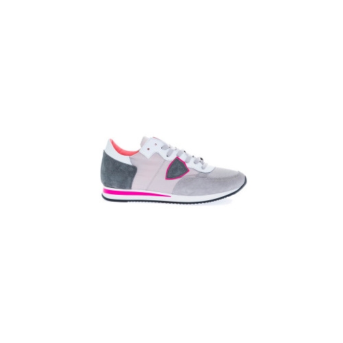 Achat Grey and pink sneakers... - Jacques-loup