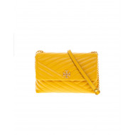 """""""Keira"""" Leather quilted bag..."""
