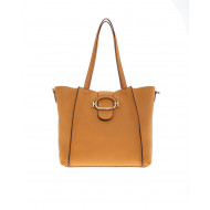 Achat Sac Tod's T-Ring Shopping beige pour femme - Jacques-loup
