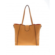 "Sac Tod's ""T-Ring Shopping"" beige pour femme"