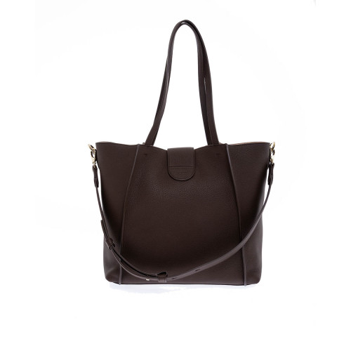 "Brown shopping bag ""T-Ring Shopping"" Tod's for women"