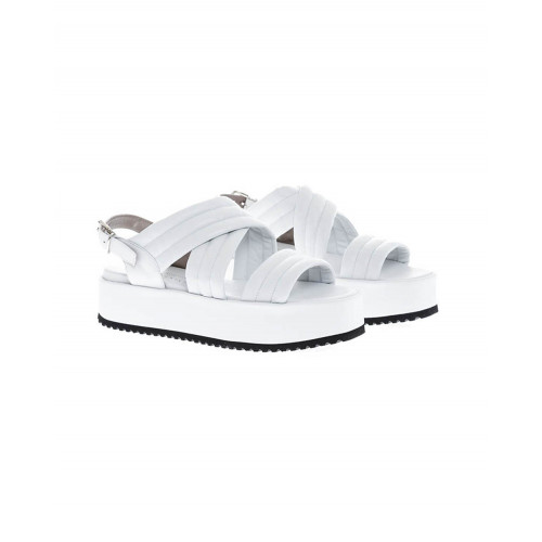 Achat White platform sandals Jacques Loup for women - Jacques-loup