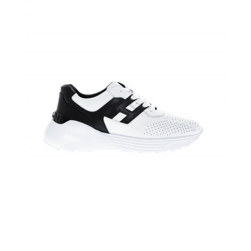 Achat Black and white sneakers Hyper-Active Hogan for men - Jacques-loup